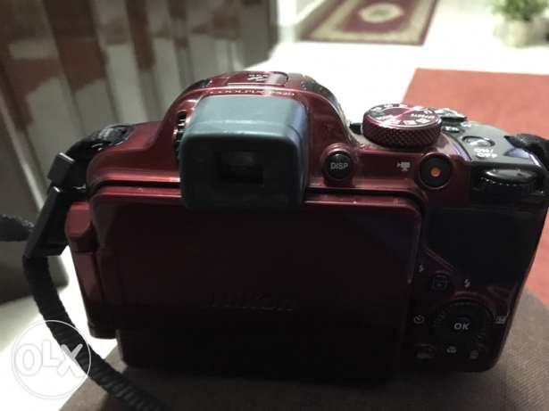 camera p520 for sale , very good condition. شيراتون -  2