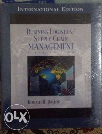 business logistics supply chain management