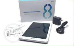 brand new acer lconia one 8 tablet