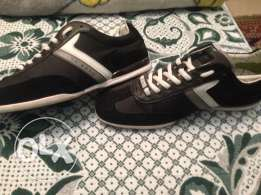 hugo boss shoes almost new size 41 fits 42 original from usa