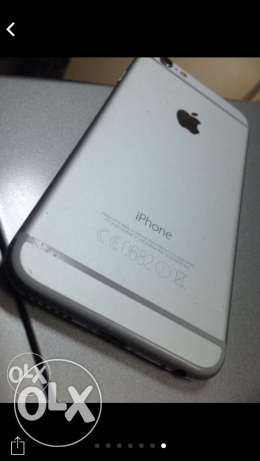 iphone6 selver