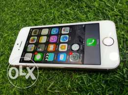 mobile iPhone 5s gold