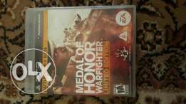 Medal of Honor warfihgter limited edition