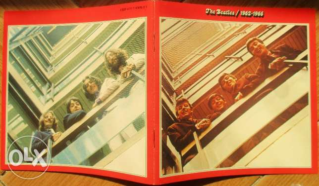 The Beatles Collection 2CDs مصر الجديدة -  2