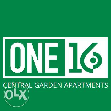 Be part of ONE16, SODIC's Central Garden