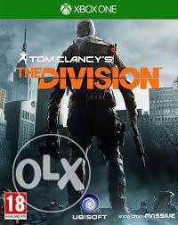 The Division XBOX ONE game arabic edition