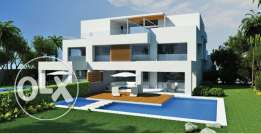 Junior Chalet 320m at Hacienda SemiFinished For sale With Installments