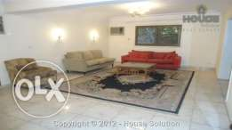 Ground Floor Apartment Private Garden For Rent In Degla Maadi