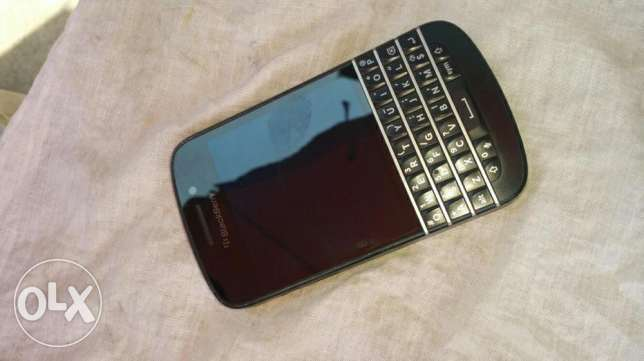 Blackberry Q10 from USA