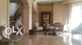 Finished Villa For sale in Katameya Residence Infront of marriot cairo