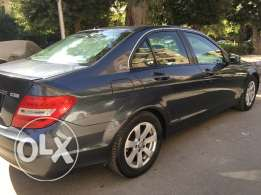2013 Mercedes C180 only 54000km