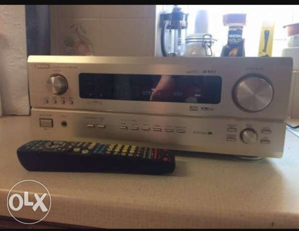 Denon AVR 2803 7.1 Channel 875 Watt Home Theater