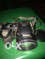 cam nikon l 310 with box and all accessories