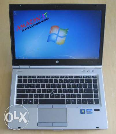 Hp laptop i5 Ram 4G HDD 500 Giga Battery up to 4 hours