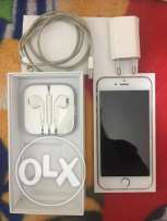 iphone 6 , 16G , Gold