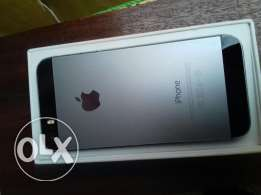 I Phone 5S Silver 16G