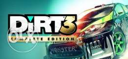 dirt 3 for PC steam