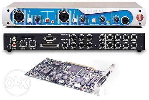كرت صوت digidesign 001