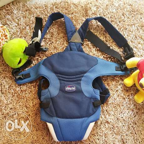 chicoo baby carrier brand