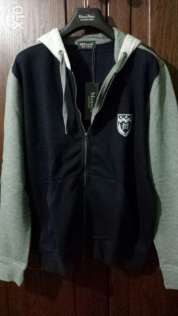 MOBACO Cotton hoody