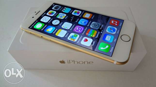 iPhone 6 /64 gb /Gold/FaceTime