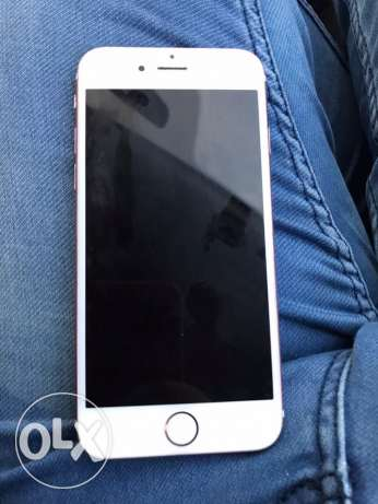 iphone 6s rose gold 16 gb no scratches