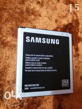 J5 Samsung Original Battery
