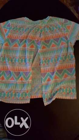 LC Waikiki Colorful Tribal Top XL مصر الجديدة -  2