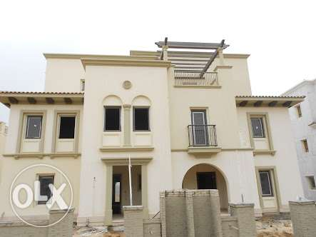 Finished Twin House for sale with Installament - Mivida القاهرة الجديدة -  1