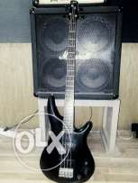 ibanez* Bass Guitar Made in JAPAN*