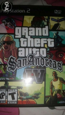 The best cd in play station 2 it is better than gta in play station 3