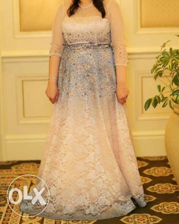 soire or engagment dress