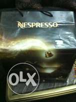 new nespresso coffee maker with milk