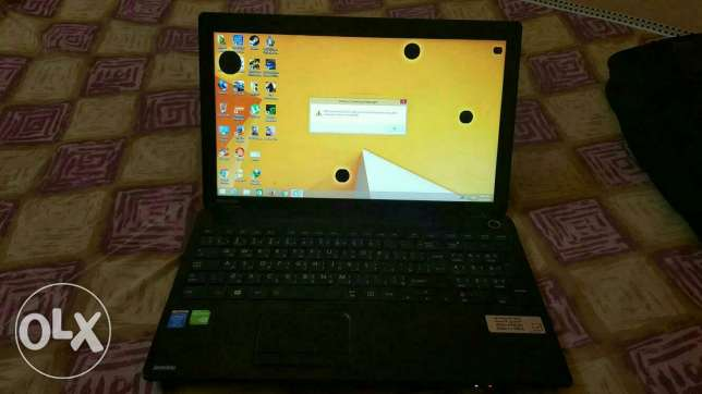 Toshiba Satellite c50-a544 الخارجة -  7