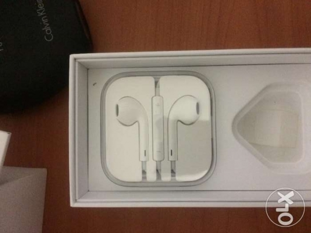 new iphone 5s earbud headphone apple سماعة ايفون