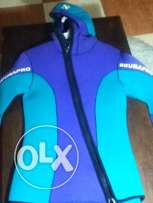 used lightly expert diver's use (Scubapro )diving suit 2 piece
