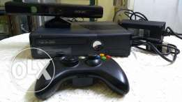 Xbox 360 500 gb craked hdd + kinect