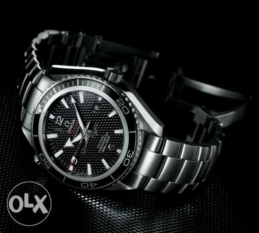Omega Watch 007 Edition ساعه اوميجا جديده اوتوماتيك