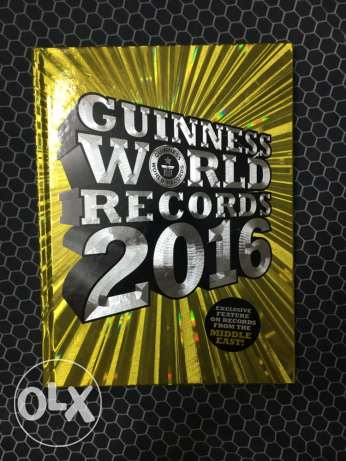 كتاب guinness world records 2016