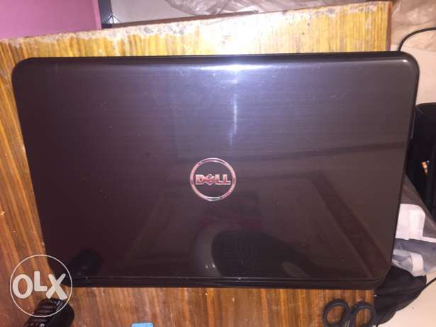 laptop dell core-i7 like new