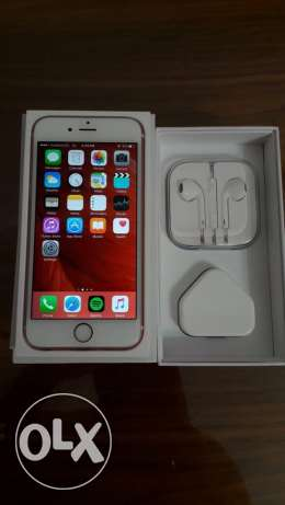 iphone 6s 16Gb الشيخ زايد -  5