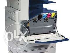 Xerox 7855 WC Digital Color زيروكس 7845 ديجيتال 300 جرام