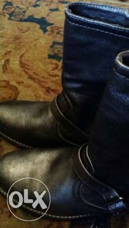 New Italian boot size 41