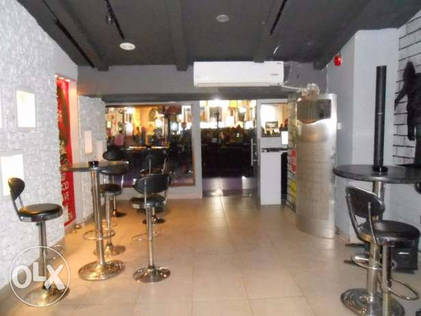 For long term rent bar with cafe (all staff inclusive) in Naama bay