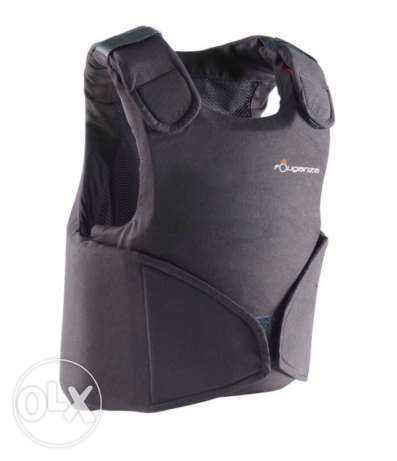 Safety jacket for horse riding for kids