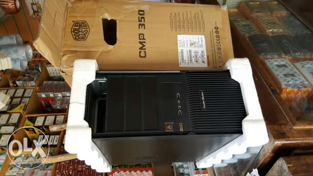 CoolerMaster cmp 350 mid tower like new