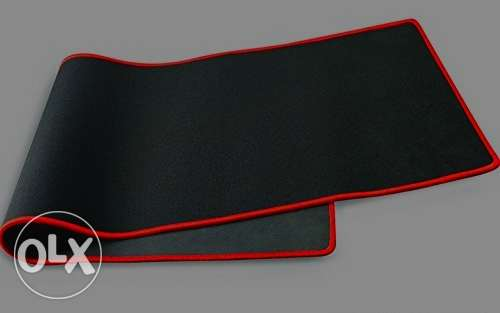 Vipamz Extended Xxxl Gaming Mouse Pad - Red **جديدة متبرشمة**