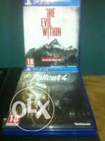 Evil within & Fallout 4