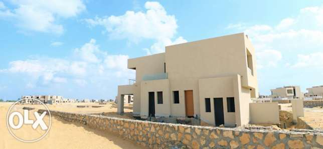 Hacienda Bay Stand Alone Villa - فيلا ستاند ألون هاسيندا باي الساحل