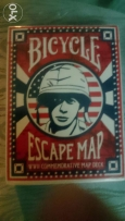 Bicycle cards ( Escape Plan)